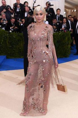 Kylie Jenner - Versace